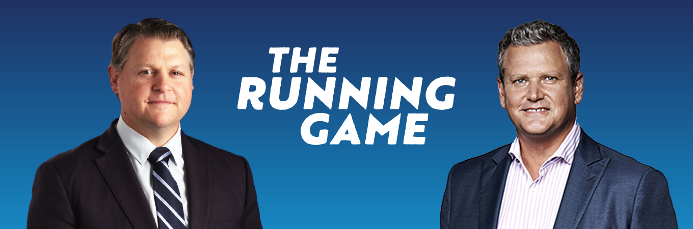 The Running Game Podcast